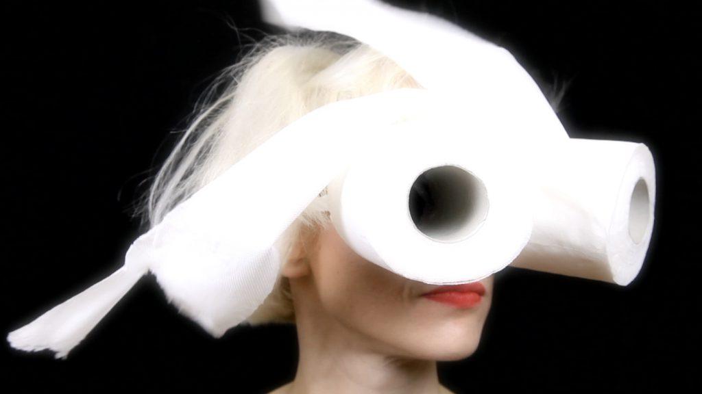 Julie Verhoeven Whiskers Between My Legs (still), 2014 Video Courtesy of the artist.
