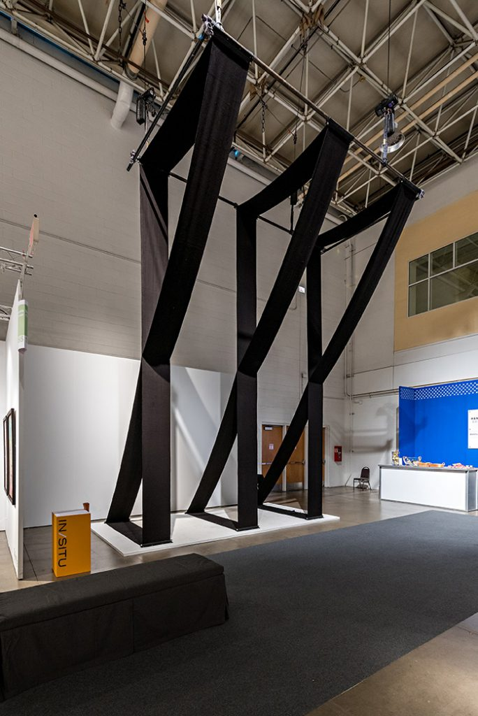 Installation view, EXPO PROJECTS, 2016. Courtesy of EXPO Chicago